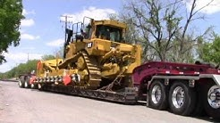 Heavy Haul CAT D8 Schlouch Incorporated