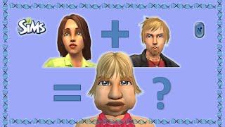 ГЕНЕТИКА в The Sims 2. В чём её секрет?