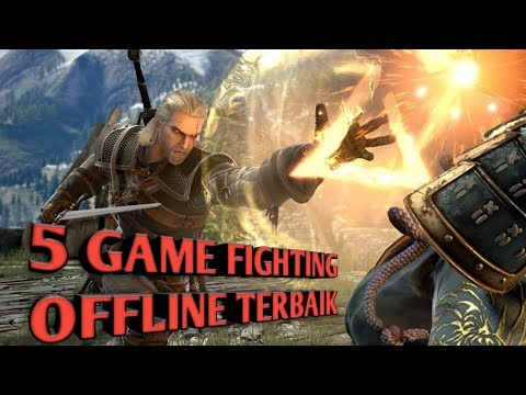 5 GAME OFFLINE FIGHTING TERBAIK 2019 - 동영상