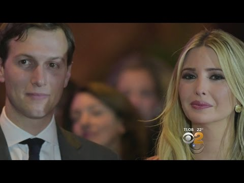 Trump Son-In-Law To Be Named Senior Advisor