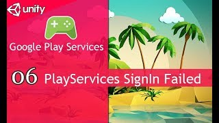 How To Fix Google Play Games Sign In Failed In Unity (06)