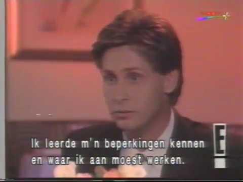 Filmnet+ Close up Emilio Estevez 1994