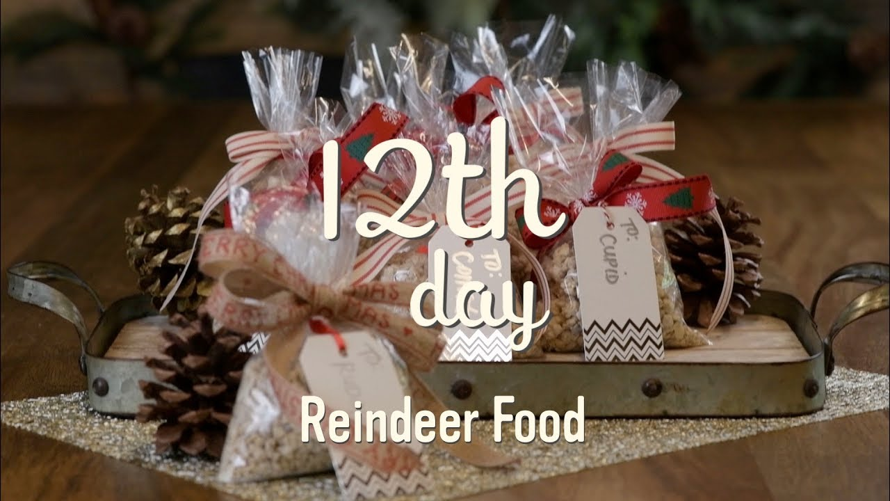 Christmas treats reindeer food christmas recipe 12 youtube christmas treats reindeer food christmas recipe 12 forumfinder Choice Image