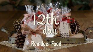 Rudolf the Red Nose Reindeer | Easy Christmas Recipe: Reindeer Food