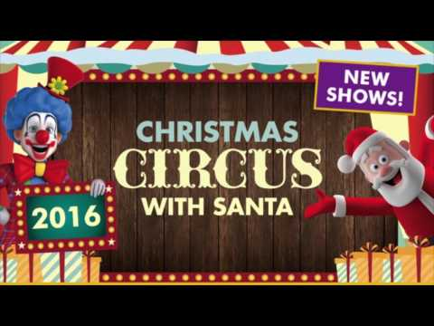 Christmas Circus With Santa at Squire's Badshot Lea & Washington
