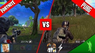 PUBG Mobile vs Fortnite Mobile auf dem Handy - iOS & Android (deutsch/german)