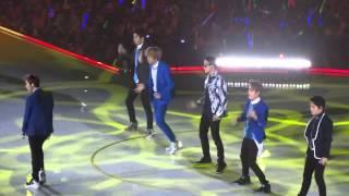140809 - TEEN TOP - Rocking (장난아냐) @ M! Countdown KCON 2014