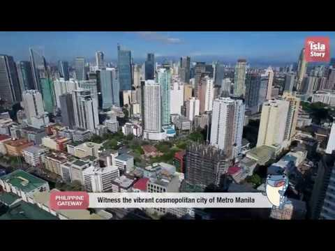 Featured Destination: Witness the vibrant cosmopolitan city of Metro Manila