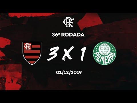 Flamengo x Palmeiras Ao Vivo - Allianz Parque