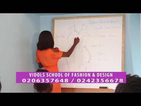 Accra fashion school gh