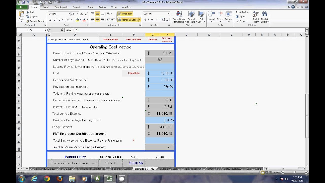 E3 accounting working papers youtube for Audit workpaper template