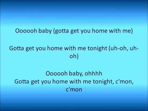 Foxy Brown - Get Me Home ft BlackStreet  (Lyric Video)