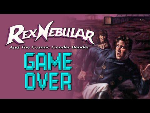 GAME OVER Rex Nebular |