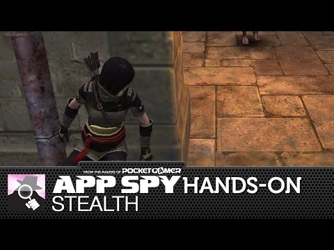 Stealth | iOS iPhone / iPad Hands-On - AppSpy.com