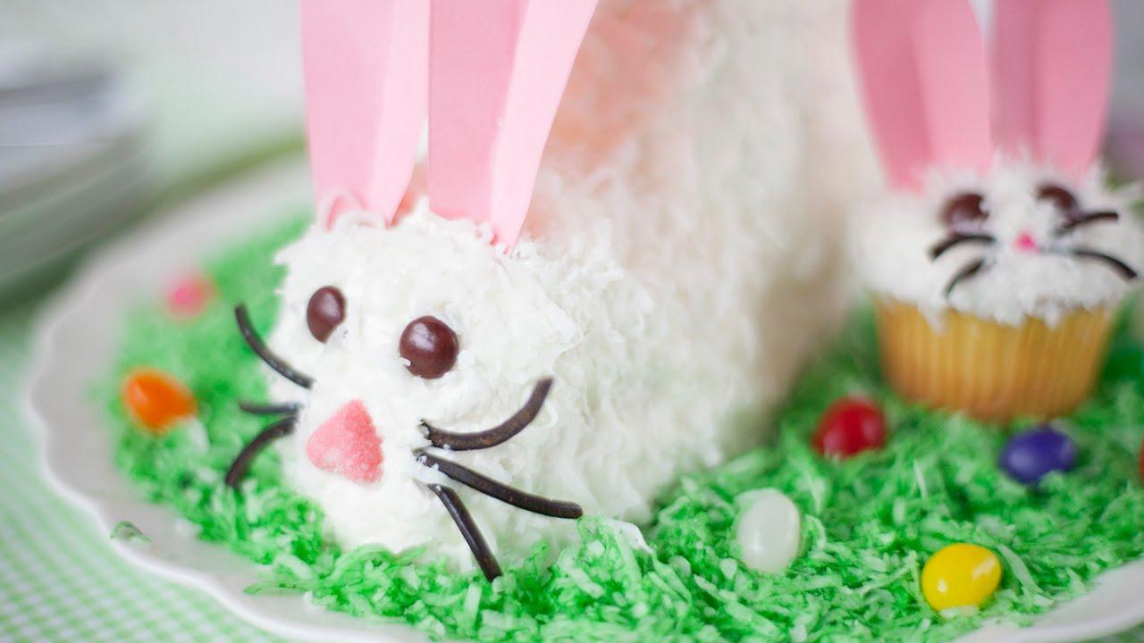 Como decorar bolo de Páscoa YouTube -> Como Decorar Ovo De Pascoa