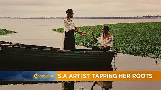 South African artist tapping her roots [The Morning Call]