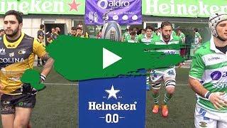 Liga Heineken J14 - Independiente v Burgos