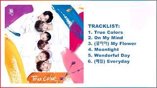 [Full Album] JBJ (제이비제이) - 2nd Mini Album 'True Colors'
