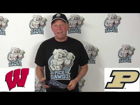 Purdue vs Wisconsin 1/24/20 Free College Basketball Pick and Prediction CBB Betting Tips