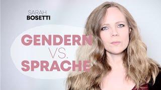 Post von Sarah Bosetti – Gendern, eine Vergewaltigung der Sprache