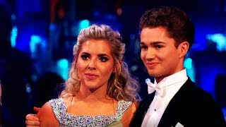 Mollie King and AJ Pritchard - 'A Sky Full of Stars' Strictly Journey