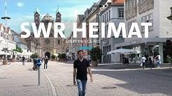 Mit Autor Daniel Wolf unterwegs in Speyer | SWR Heimat | Menschen in Rheinland-Pfalz