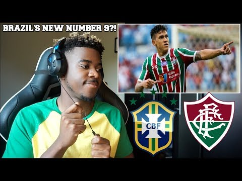PEDRO GUILHERME - BRAZILS NEW GOAL MACHINE IS HERE 🇧🇷  Reaction