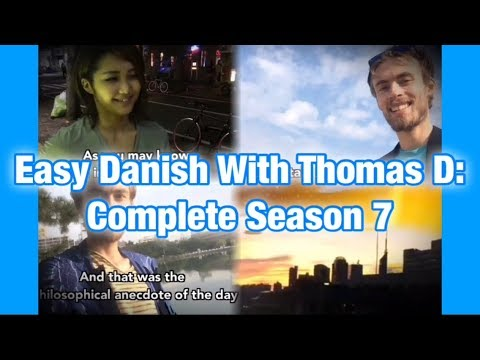 Easy Danish with Thomas D - Complete Season 7
