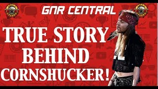 guns n roses the true story behind cornshucker unreleased song