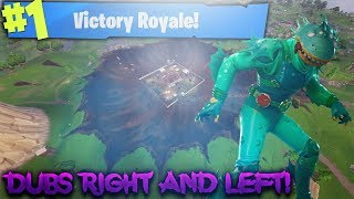 *NEW SKINS* GETTING DUBS! ROAD TO 300 SOLO WINS! 271+ SOLO WINS! (Fortnite Battle Royale)