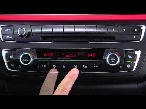 BMW Cleveland - How To: Automatic Climate Control
