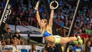The CrossFit Games - Individual Amanda .45