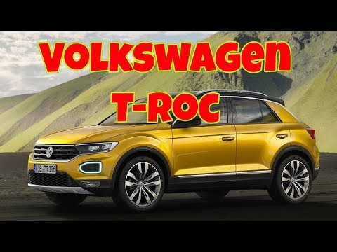 Pub Volkswagen T-Roc (France, 2018)