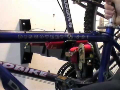 The Best Cycle Storage Rack In The Uk By Maxxraxx Youtube