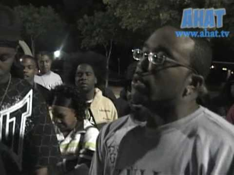 AHAT.tv Rap Battle, Streetz vs Zulu