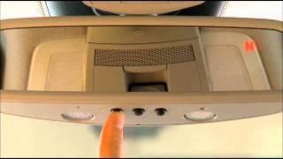 mercedes benz instructional video using garage door opener with rolling code