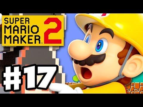 story-mode-all-jobs-complete!---super-mario-maker-2---gameplay-walkthrough-part-17-(nintendo-switch)