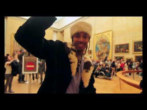 Yun A Paris Louve Mona Lisa