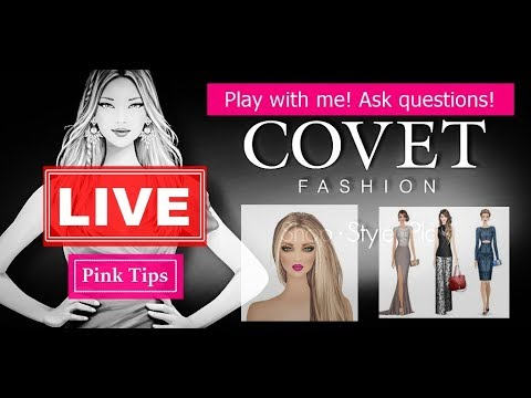 COVET FASHION GAME | LIVE | TIPS, SECRETS & GUIDE |