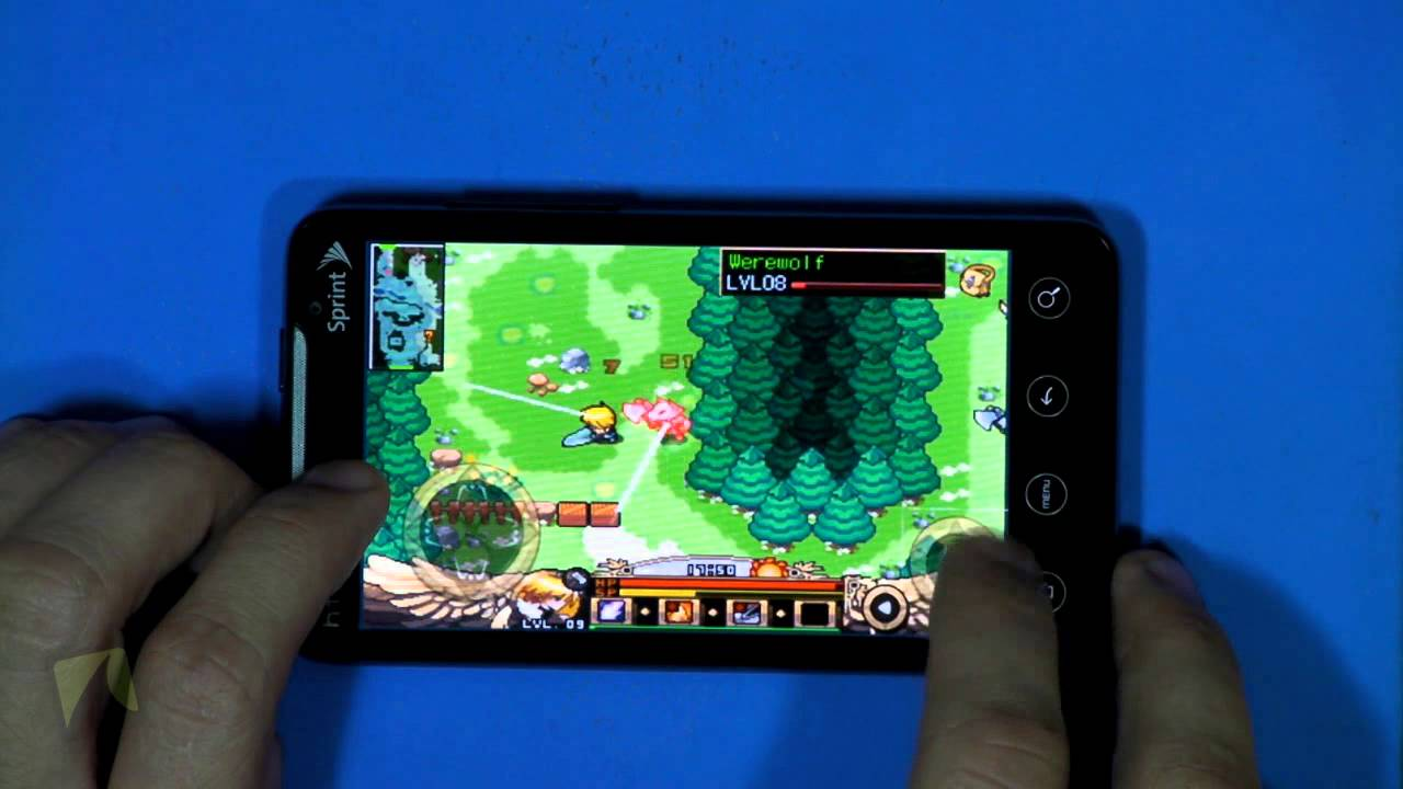 Zenonia by GAMEVIL Inc. | Droidshark.com Video Review for Android