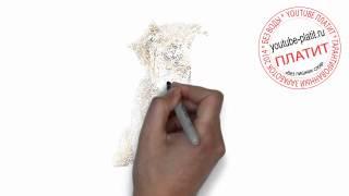 Нарисованные карандашом собаки  Как нарисовать карандашом собаку которую жалко