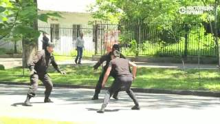 прикол, спецназ против несогласного, митинг 21 мая