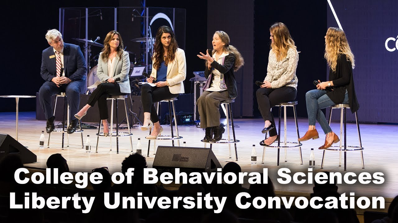 College of Behavioral Sciences – Liberty University Convocation