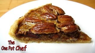 Pecan Pie - Recipe