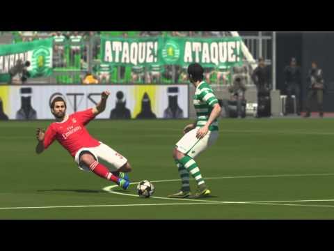 Sporting Lisboa VS Benfica
