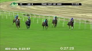 Vidéo de la course PMU PREMIO FLAG'S BOY 2006