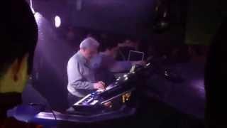 Giorgio Moroder performing