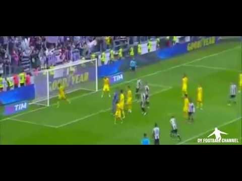 Giorgio Chiellini Goal  •Juventus vs Sampdoria•