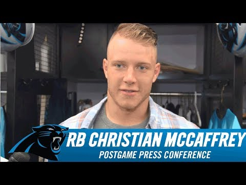 Christian McCaffrey: It all stems from O-line