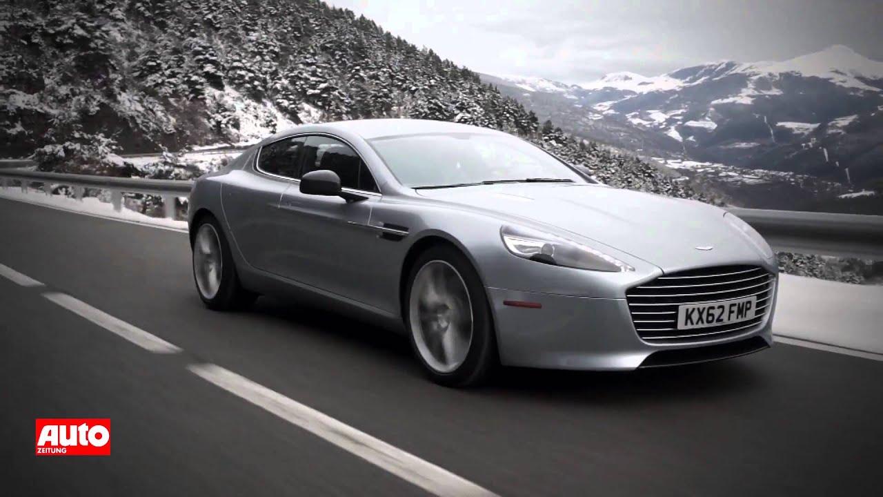 Aston Martin Rapide S 2013 Hd Youtube